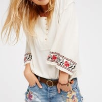 Free People Nomad Henley