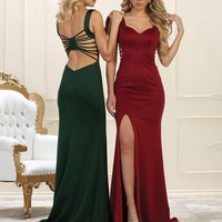 Long Prom Dress Formal Gown