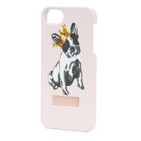 Cotton dog iPhone 5&5s case - Nude Pink | Gifts for Her | Ted Baker