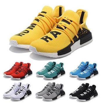 ae39656a7 Originals NMD Human Race Runner Boost Pharrell Runners Trainers