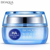 Hyaluronic Acid Face Moisturizer Cream Deep Hydrating Anti-Wrinkle Face Cream Korean Facial Day Cream Cosmetic For Dry Skin 50g