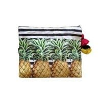 PINEAPPLE CLUTCH | ACCESSORIES | OURLIEU - Hunters and Gatherers