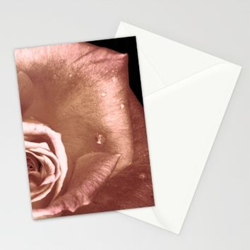 Rose-- Stationery Cards by Naomi IB