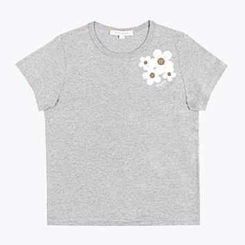 Daisy Cap Sleeve T-Shirt | Marc Jacobs