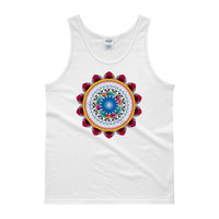 Festive mandala Men's Tank top