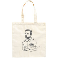 Think About It | Cotton Canvas Tote Bag