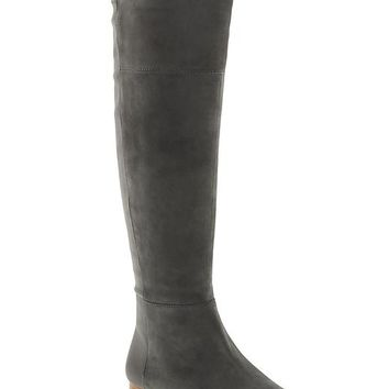 Banana Republic Womens Ciarra Tall Boot Size 5 - Koala