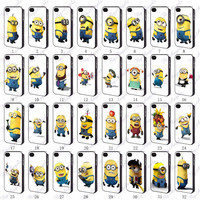 Minions iPhone Cases, iPhone 5 Case, iPhone 5S Case, iPhone 5C Case, iPhone 4 Case, iPhone 4S case, iPhone Case, iPhone Cover