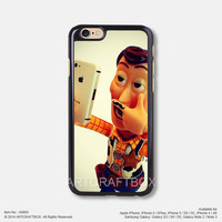 Toy Story Woody Disney iPhone Case Black Hard case 800
