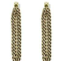 Chain Effect Earrings