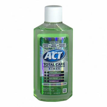 Act Total Care Mint Mouthwash, 3.0 oz.