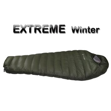 Cold Temperature Sleeping Bag
