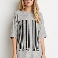 Bar Code Graphic Top