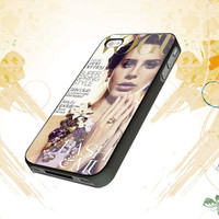 The Great Gatsby Lana del Rey Swimsuit  For iphone 4,4s,5,samsung galaxy s3 i9300,and s4 i9500