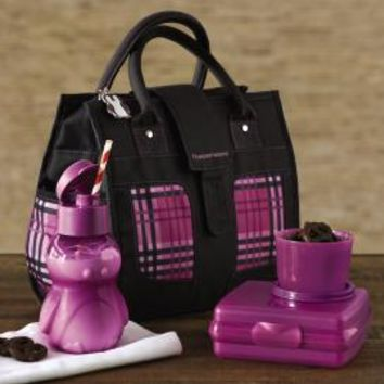 Tupperware | Purpliciously Posh Lunch Set