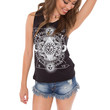 Zodiac Sun Top - Black