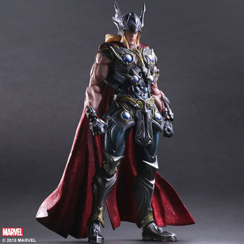 Thor Play Arts Kai Action Figure (Pre-Order)