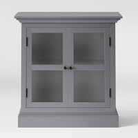 Plinth Base Accent Cabinet - Threshold™