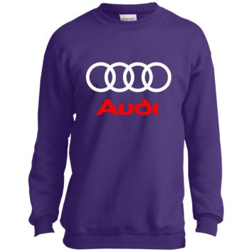 Audi Youth Crewneck Sweatshirt