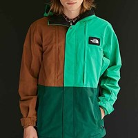 The North Face Turn Geo Jacket- Green