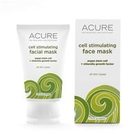 Argan Stem Cell + CGF Facial Mask - Acure Organics