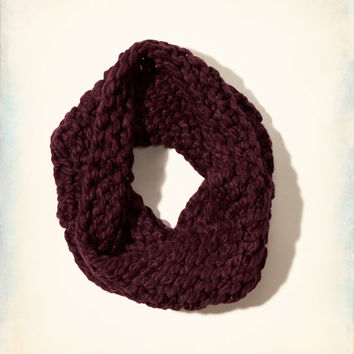 Chunky Knit Snood