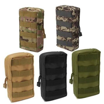 ONETOW NEW Nylon Tactical Molle Waist Bag Medical First Aid Utility Emergency Pouch Outdoor Storage Bag Emergency Kits