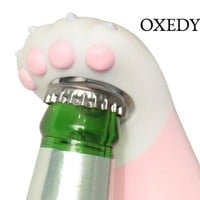 Cute Cat Paw Bottle Opener (4 Colors)