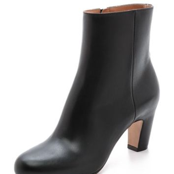 Margiela Leather Booties