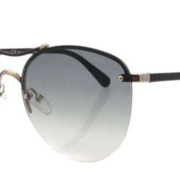 Giorgio Armani Men '902/S' Aviator Sunglasses