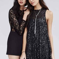 Raga Sequin Swing Dress