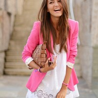 style file / pink!