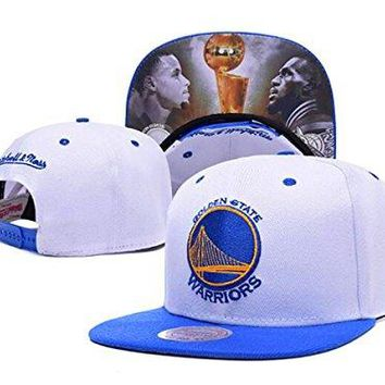 Warriors Hat Unisex Adjustable Fashion Leisure Baseball Hat,Golden State Cap