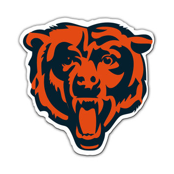 Chicago Bears Vinyl Magnet