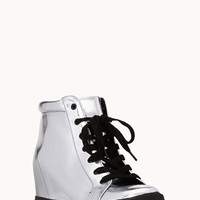 Standout Wedge Sneakers