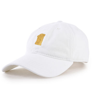 Jesus Piece (white) dad hat