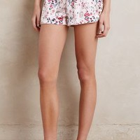 Stella McCartney Ellie Sleep Shorts in Neutral Motif Size: