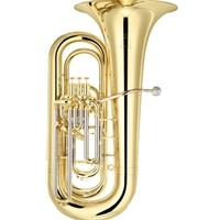 Yamaha Neo BBb Tuba in lacquer