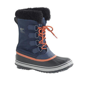 Women's Sorel For J.Crew Winter Carnival Boots