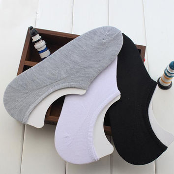 10 pieces=5 pairs boat socks New Hot Sale summer style men women socks brand quality cotton sports Sock Slippers