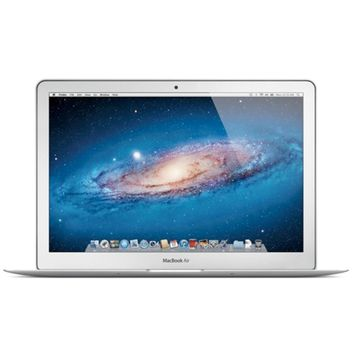 Apple MacBook Air Core i5-4250U Dual-Core 1.3GHz 4GB 128GB SSD 13.3 LED Notebook AirPort OS X w-Webcam (Mid 2013) - B