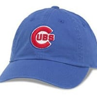 Chicago Cubs MLB Baseball Cap One Size American Needle Cotton Twill Royal