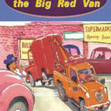 Rigby PM Collection Leveled Reader 6pk Orange (Levels 15-16) Toby and the Big Red Van
