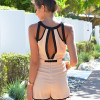 Dr Jones Playsuit