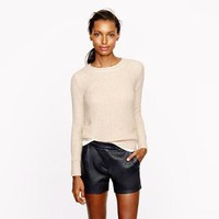 Collection silk-mohair sweater - Pullover - Women's sweaters - J.Crew