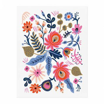 Russian Folk Art Print by RIFLE PAPER Co.   Made in USA