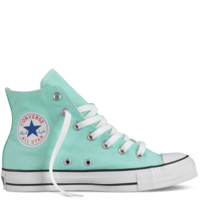 Converse - Chuck Taylor Fresh Colors - Hi - Old Silver