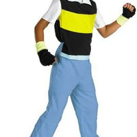 Child's Pokemon Ash Costume (Size: Medium 4-6)