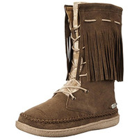 Woolrich Womens Pocono Creek Wool Boho Winter Boots