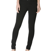 Mid Rise Skinny Ponte Dress Pants